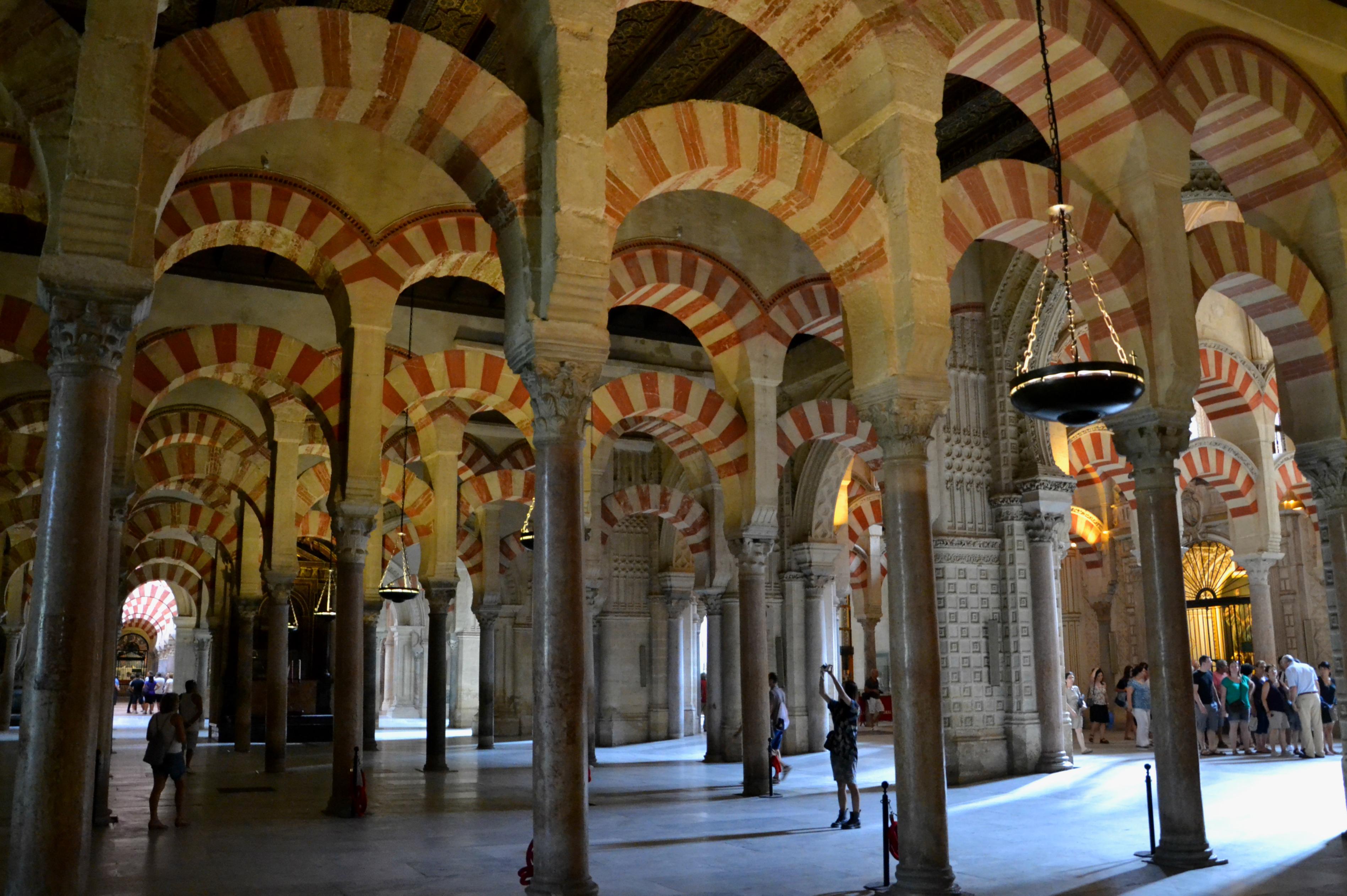 Мечеть- Собор в Кордове (Мескита). Mundo-Guides