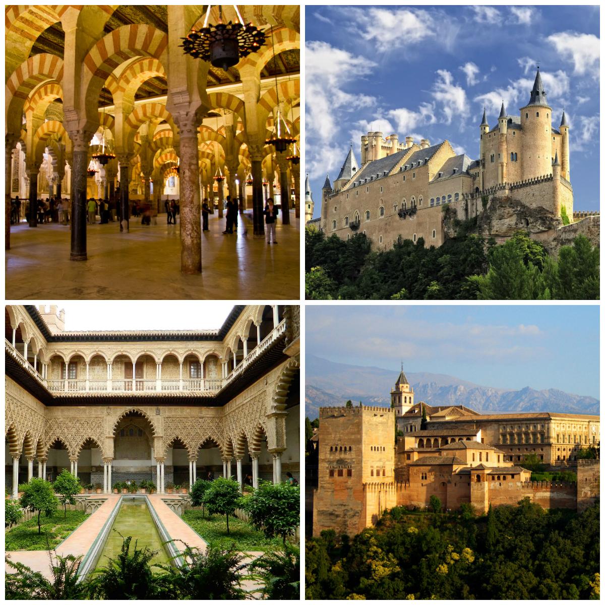 Patrimonio Humanidad España