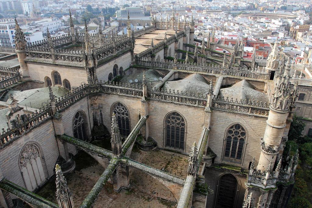 Кафедральный Собор: Севилья Фото: ecv5 (flickr / C.C.)