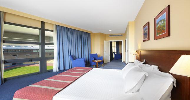 Отель Eurostars Isla Cartuja (Севилья)