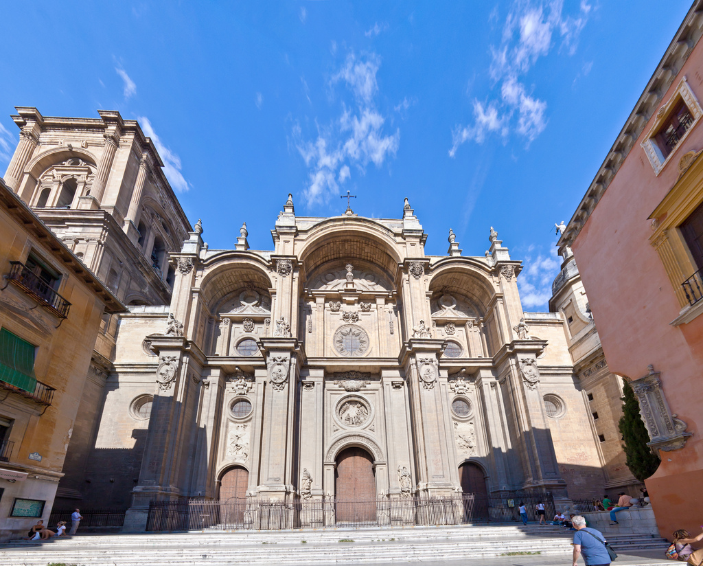 Собор в Гранаде фото: brero (flickr / C.C.)