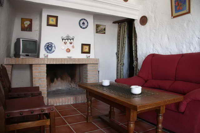 Отель Casas Cueva Molino Fuencaliente
