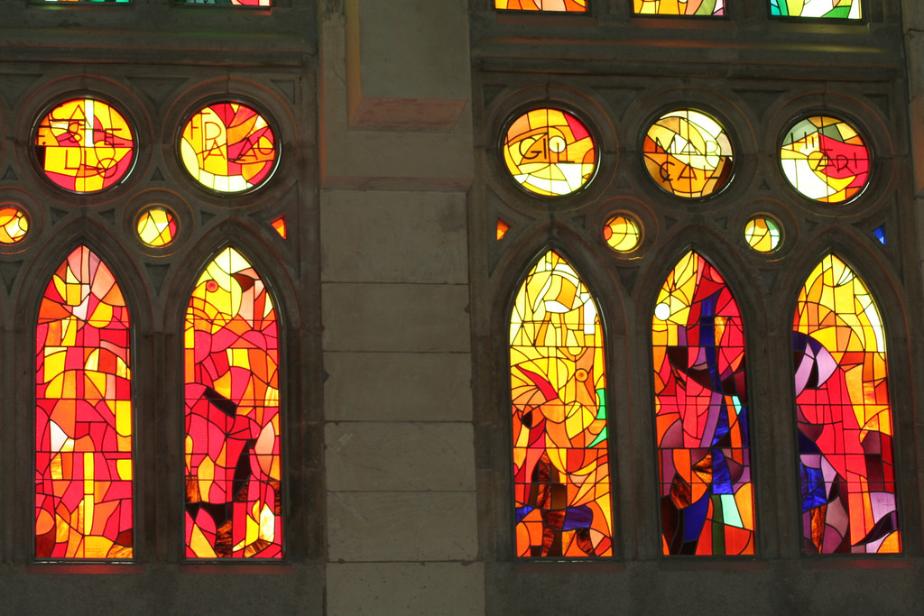 Храм Саграда Фамилия в Барселоне jmmcdgll (flcikr / C.C.)