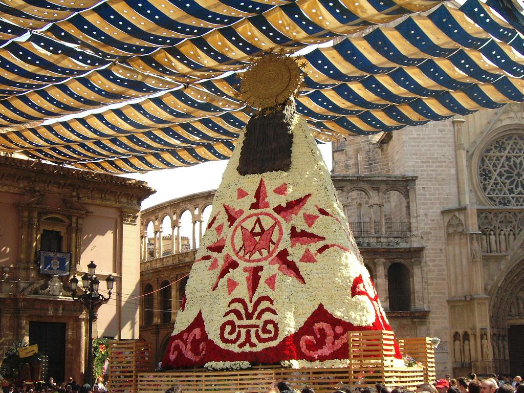 Фальяс в Валенсии Фото: dabidovich (flick / C.C.)