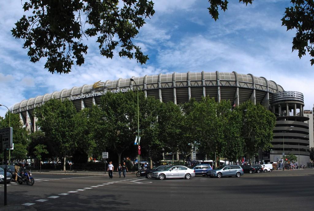 Тур Сантьяго Бернабеу (экскурсия по стадиону ФК «Реал Мадрид») Фото jacilluch