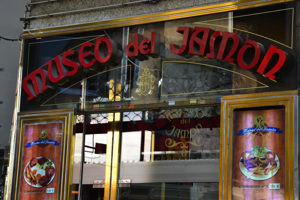 Музей Хамона в Мадриде / Фото: Mundo-Guides