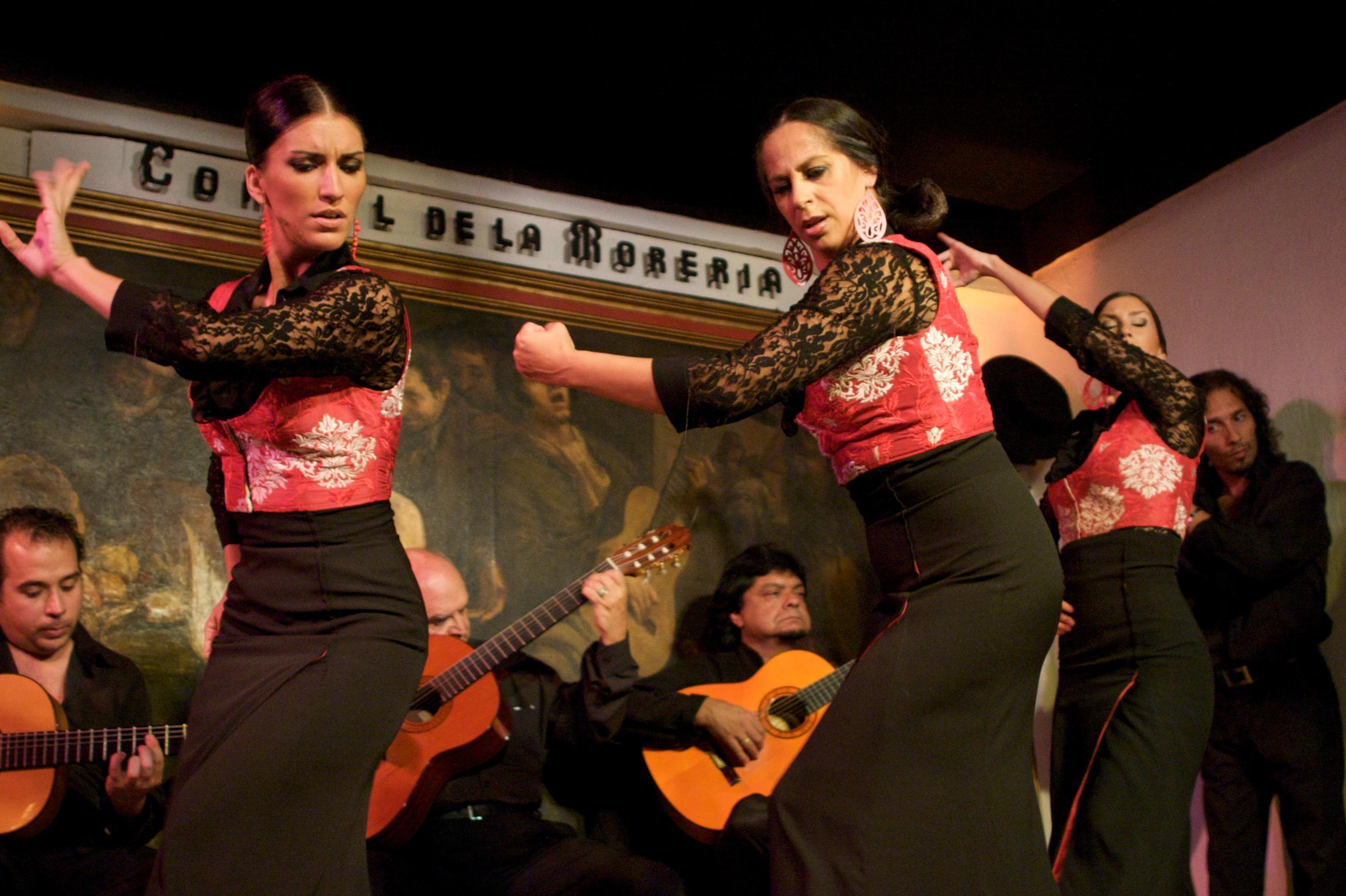 Таблао Фламенко «Corral de la Morería» в Мадриде