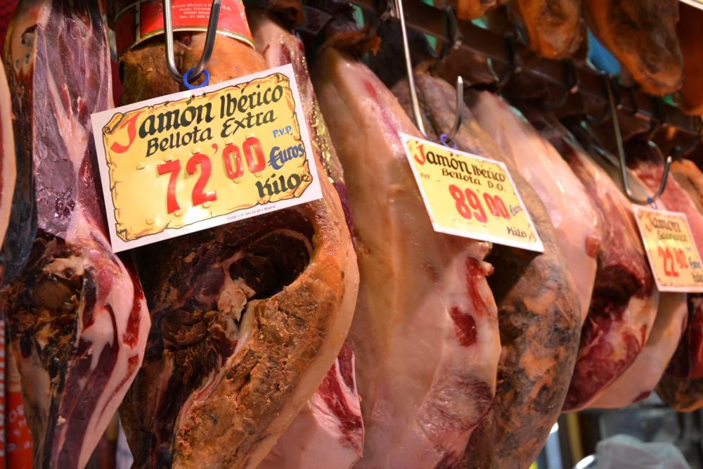 Испанский Хамон / Фото: Mundo-Guides