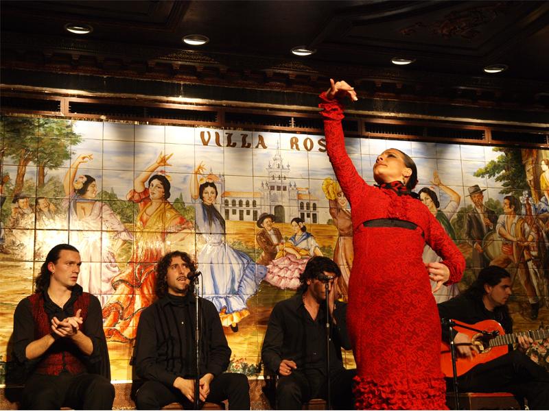 Фламенко в Мадриде