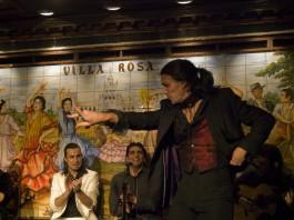 Фламенко в Мадриде. Таблао «Вилла Роса»