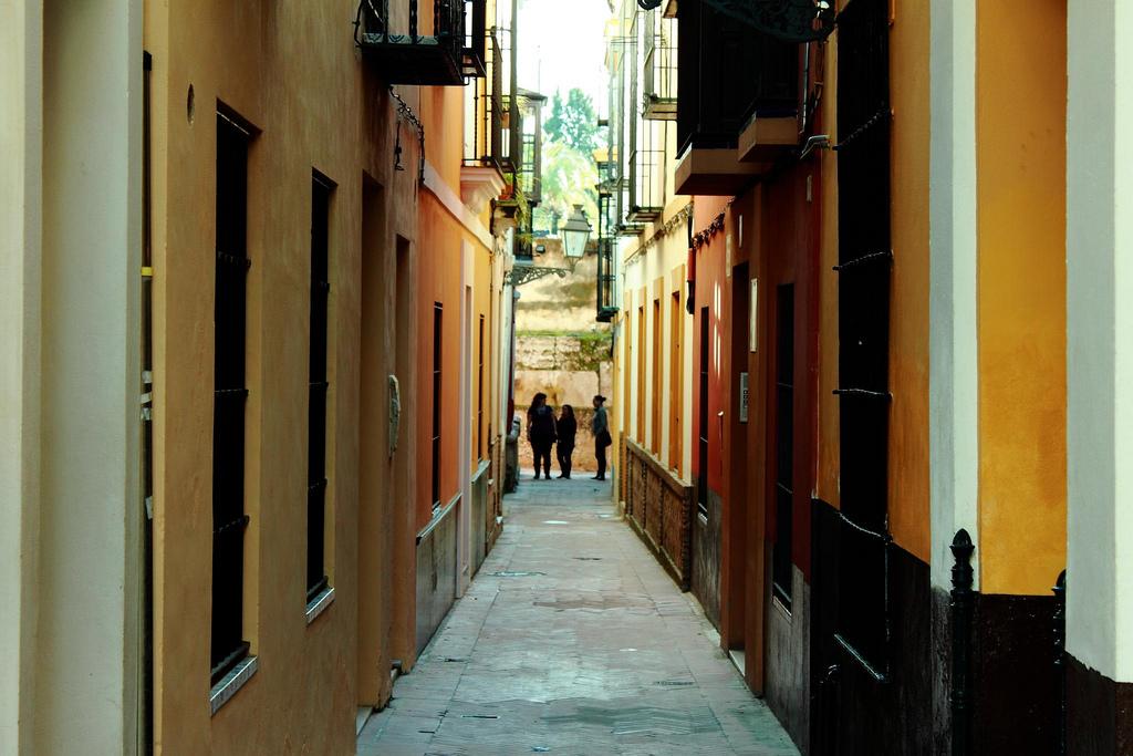 Район Санта Крус Севилья фото: pablog2 (flickr/ C.C.)
