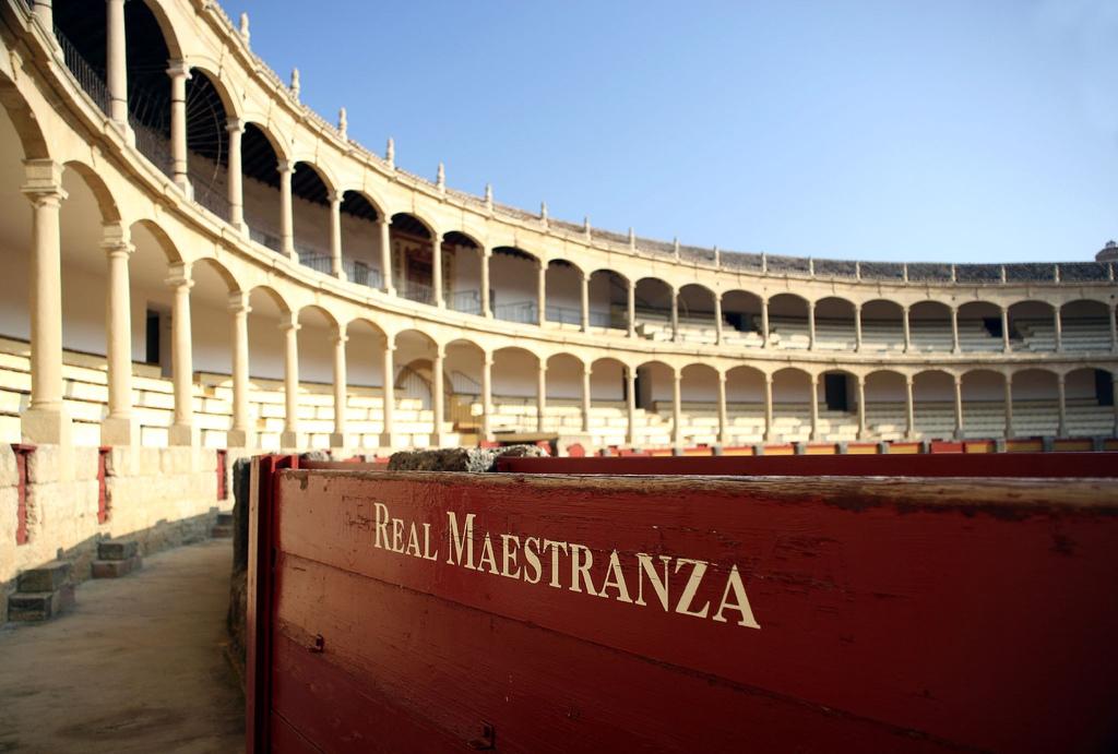 Арена для боя быков Маэстранза фото: soyignatius (flickr / C.C.)