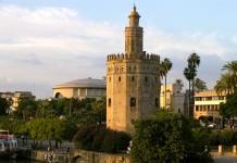 Золотая Башня Севильи фото: R.Duran (flickr / C.C.)