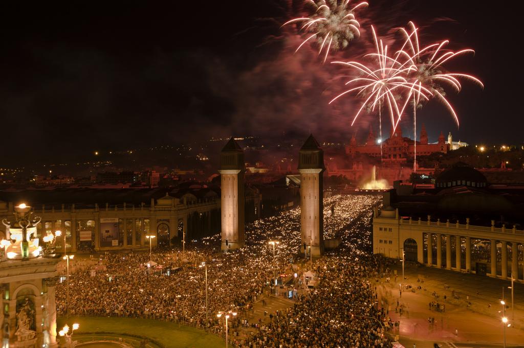 Новый Год в Барселоне. Фото: MiquelGP54 (Flickr / C.C.)