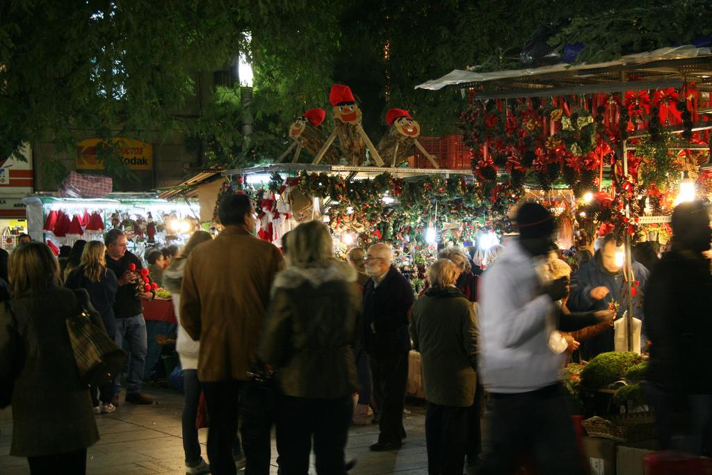 Mercado Santa Llúcia / Фото: jcorrius (Flickr / C.C.)