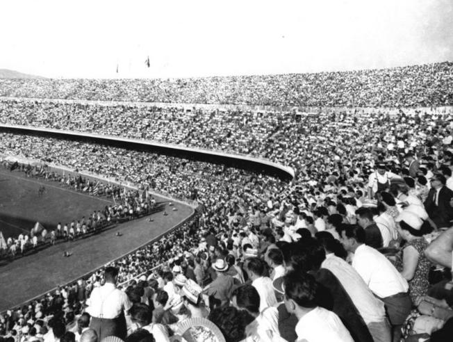 inauguracion camp nou / Фото: (Mundo Deportivo)