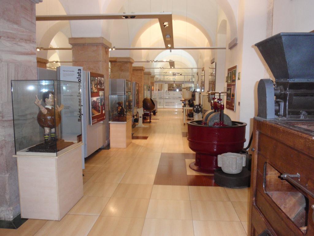 Музей Шоколада в Барселоне. Фото: Oh-Barcelona.com (Flickr / C.C.)