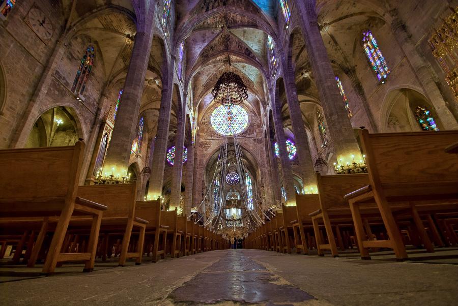 Кафедральный Собор Майорки / luis-lusco (Flickr / C.C.)