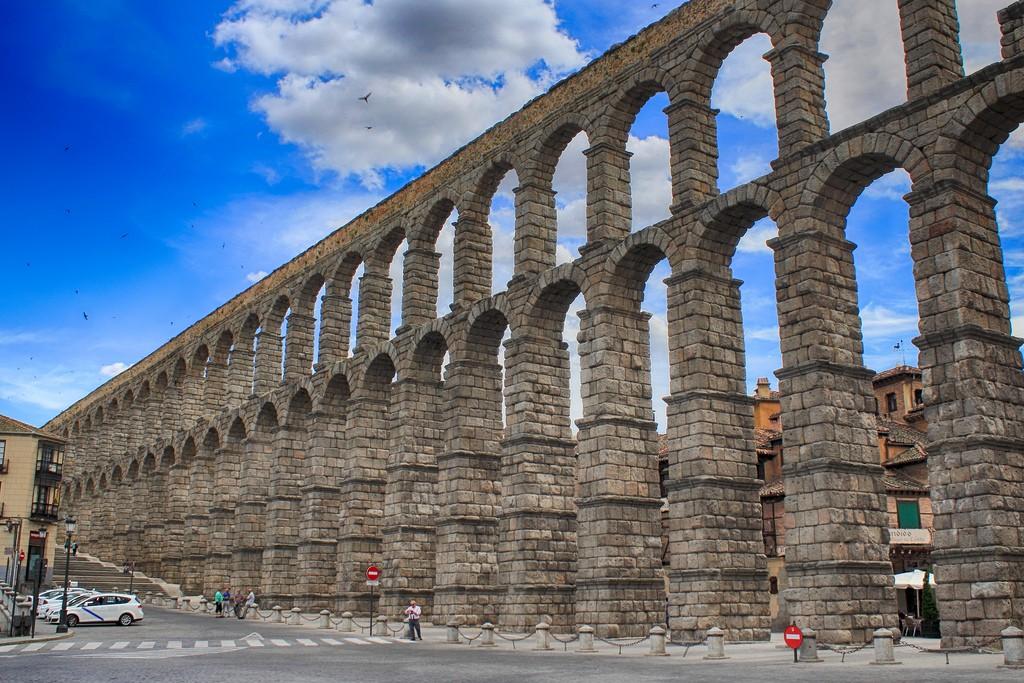 Акведук Сеговии / Фото: M.Peinado (Flickr / C.C.)