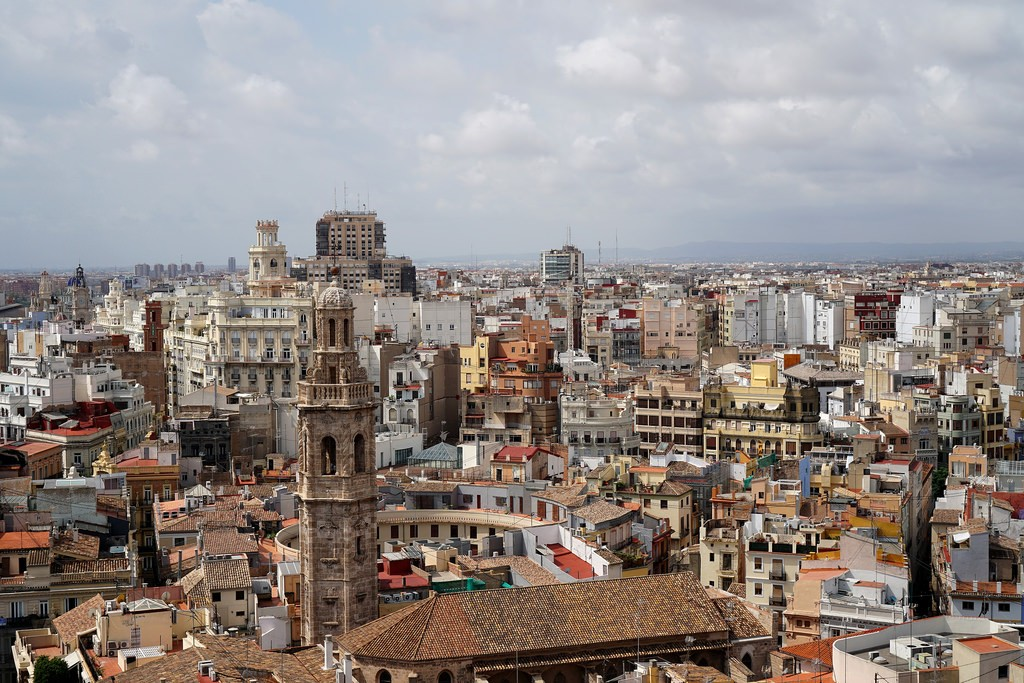 Валенсия. Панорама / Фото: worldaroundtrip (Flickr / C.C.)