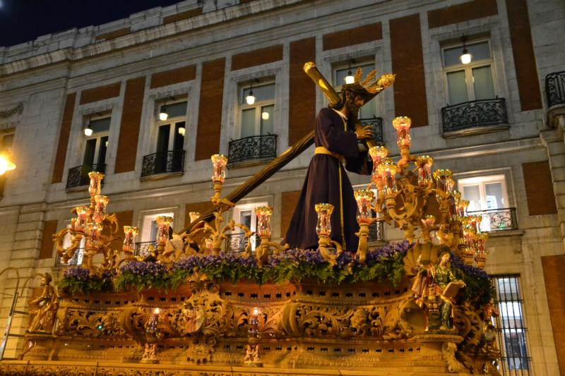 """""""Пасос"""" - главный элемент в праздновании Семаны Санты в Испании / Фото: http://yalubluispaniu.ru"""