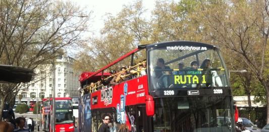 Мадридский туристический автобус