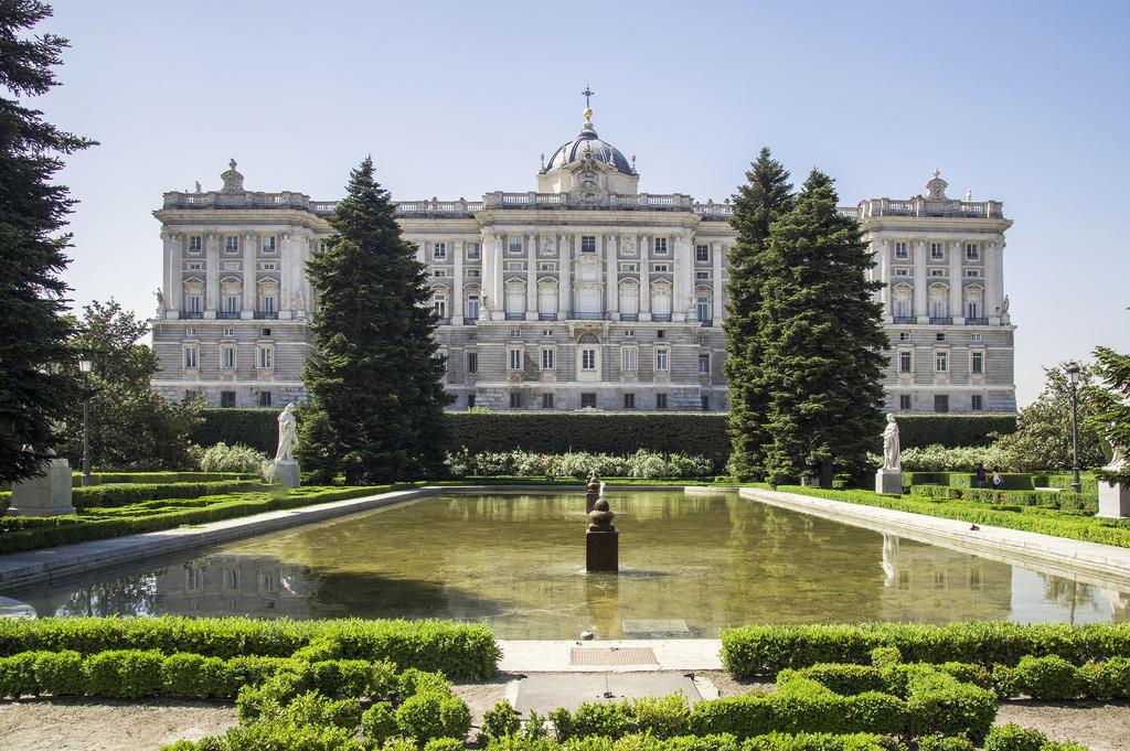 Королевский Дворец в Мадриде / Фото ross_strachan (flickr)