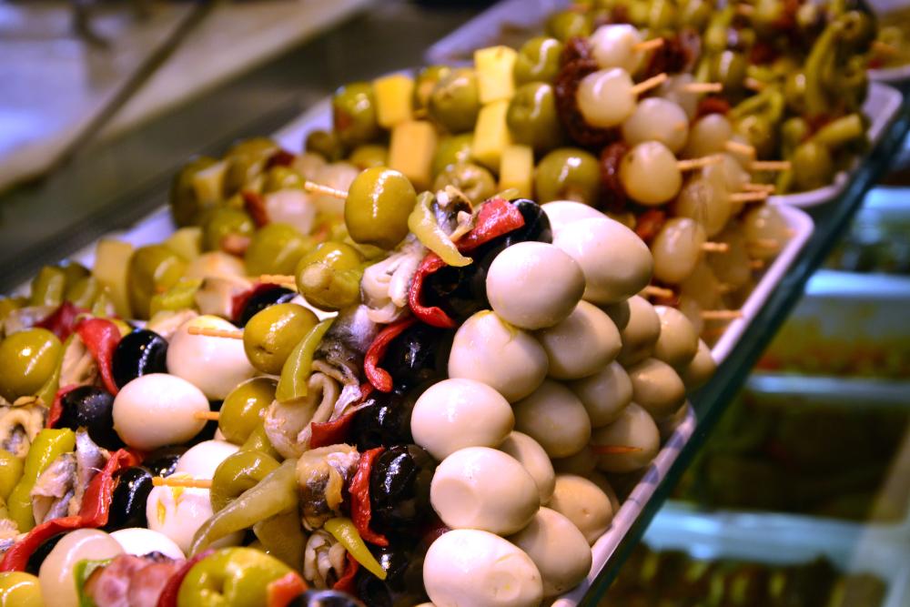 Рынок Сан Мигель (Мадрид)