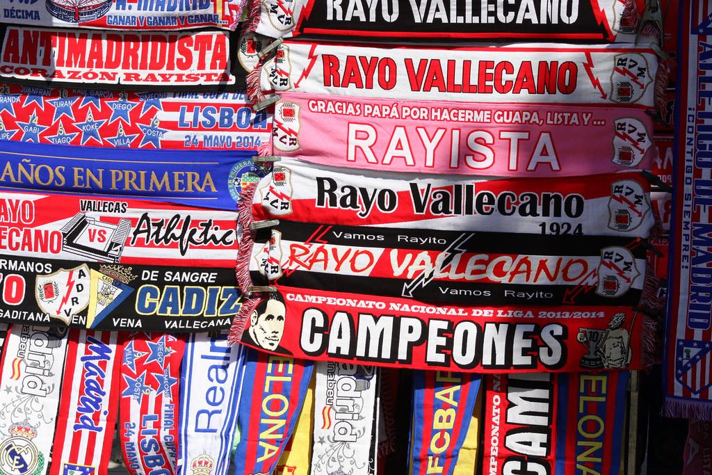 Футбол в Мадриде Фото Tom Brogan (flickr / C.C.)