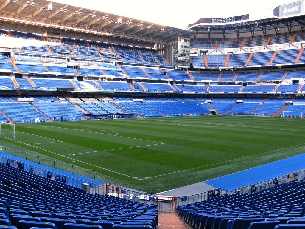 Футбол в Мадриде Фото trinchetto (flickr / C.C.)