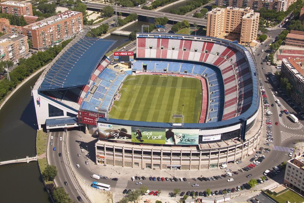 Футбол в Мадриде Фото Turismo Madrid (flickr / C.C.)