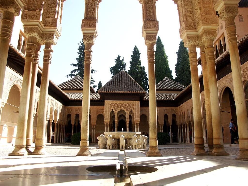 Дворец Альгамбра в Гранаде фото: Danforth1 (flickr / C.C.)