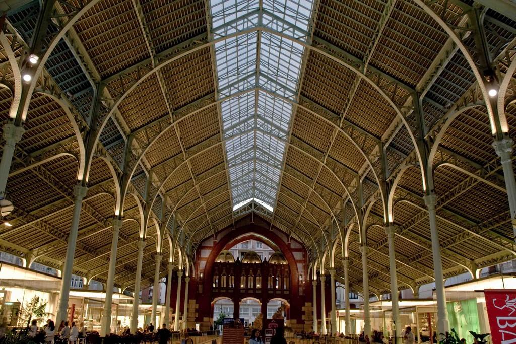 El Mercado de Colón (Рынок Колумба) Фото: on1stsite (flickr / C.C.)