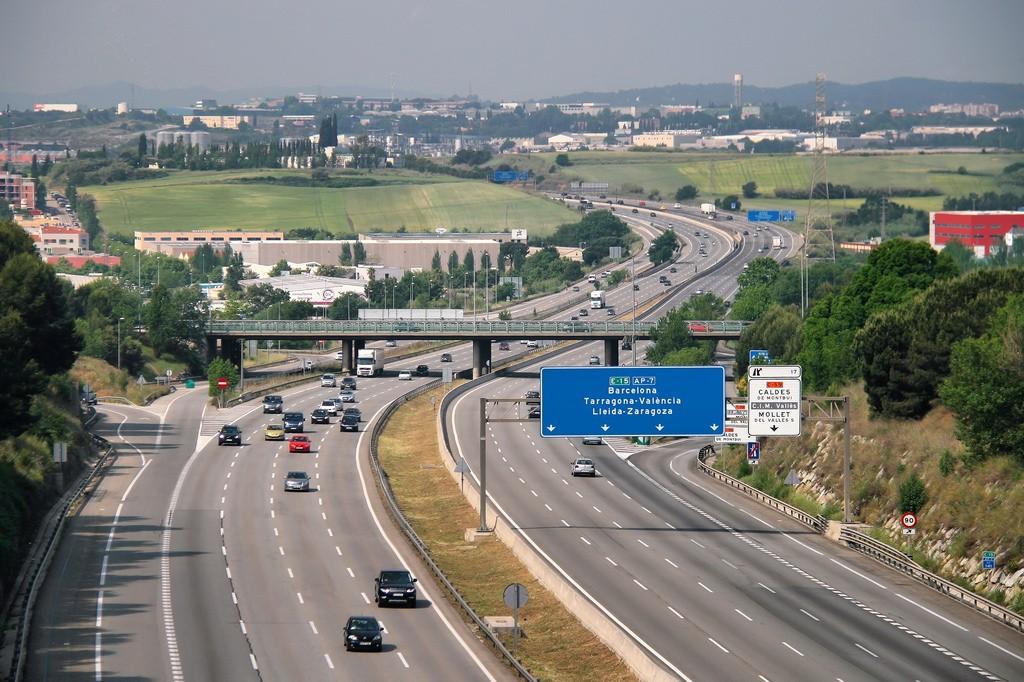 Autopista Jorge Franganillo