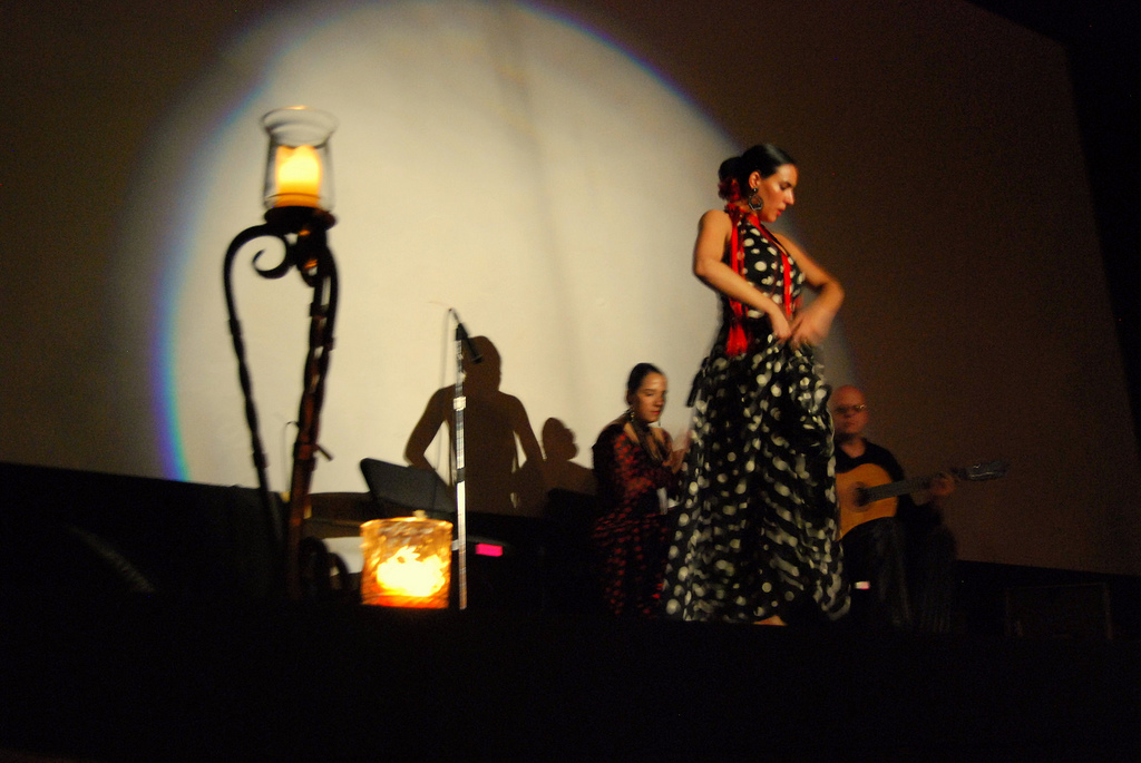 Фламенко в Севилье Фото: klmartin (flickr / C.C.)