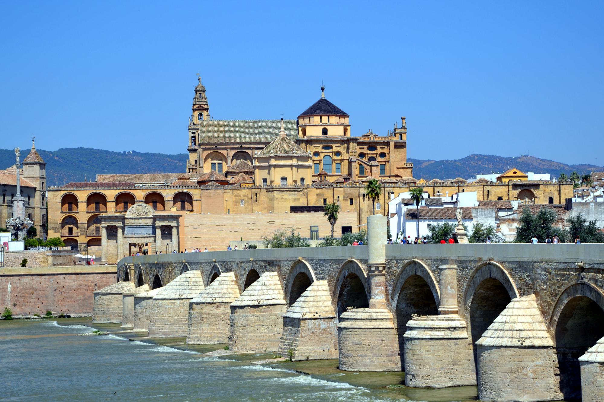 Римский Мост в Кордове фото: Mundo-Guides