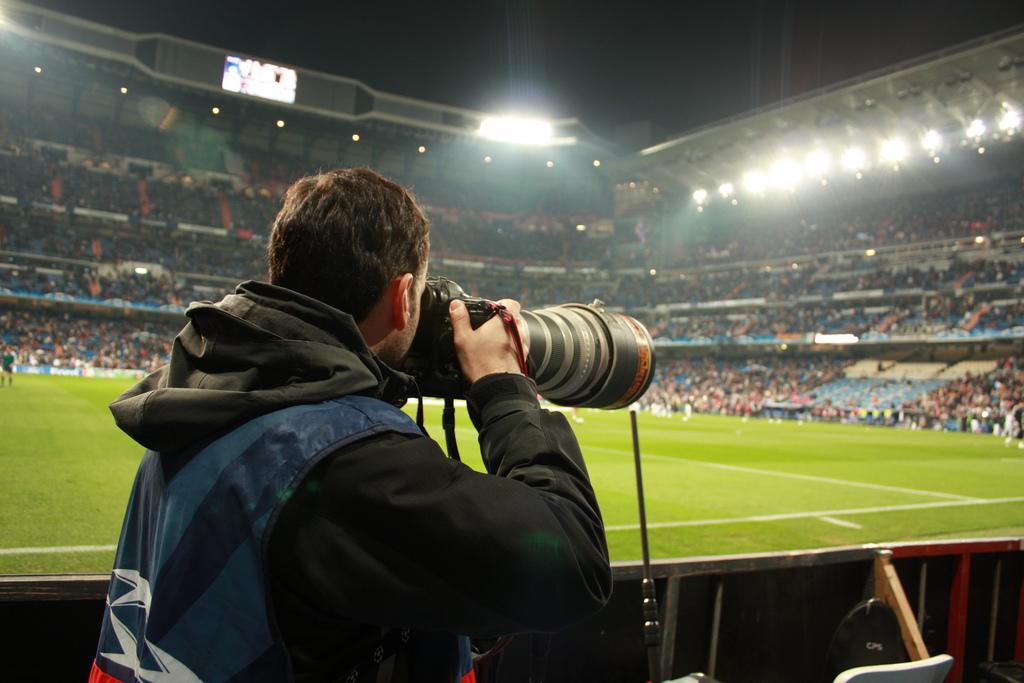 Сантьяго Бернабеу («Реал Мадрид») / Фото: Heart Industry (flickr / C.C.)