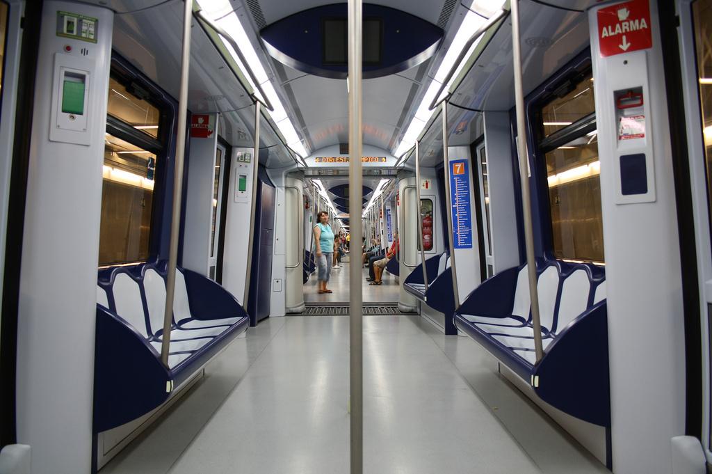 Мадрид метро / Фото: aabrilru (flickr / C.C.)