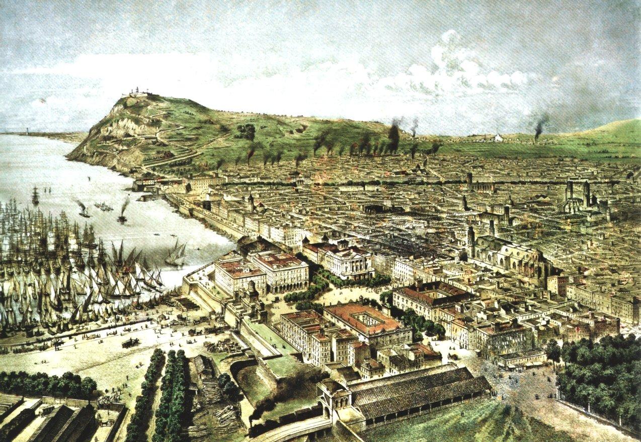 Колония Гуэль в Барселоне. Фото: Wikipedia (C.C.)