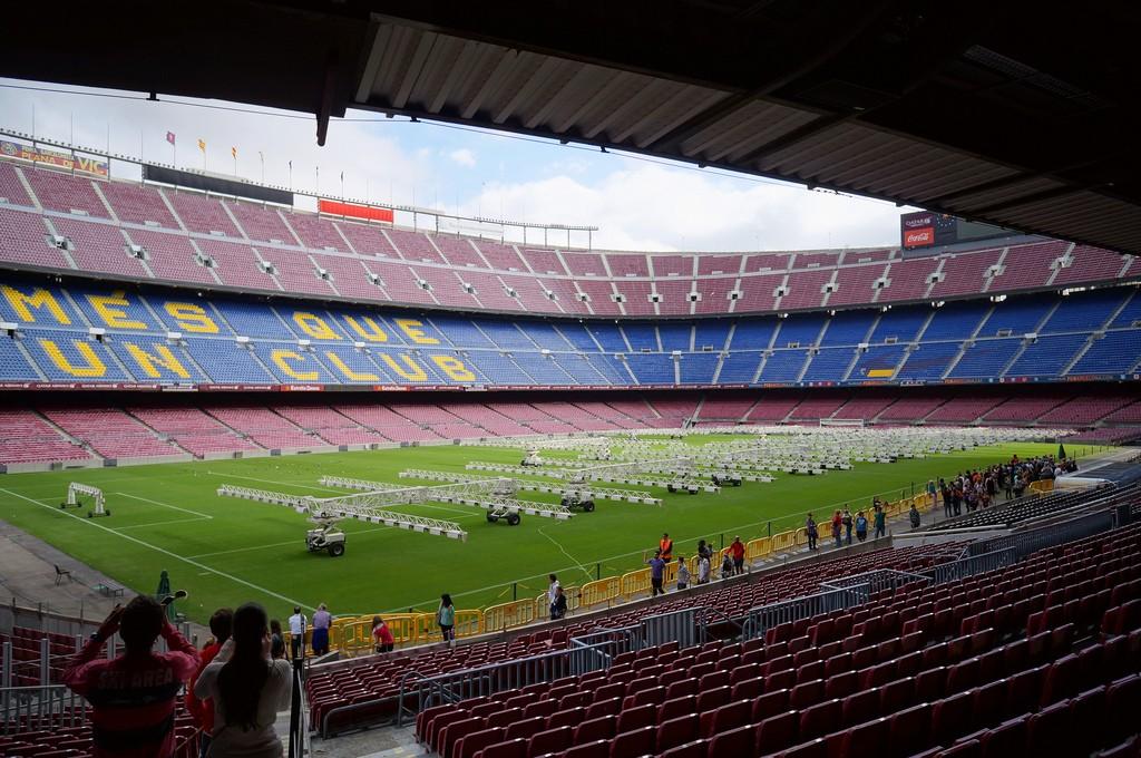"Тур Камп Ноу: Экскурсия по стадиону ФК ""Барселона"". Фото: Leandro's World Tour (Flickr / C.C.)"
