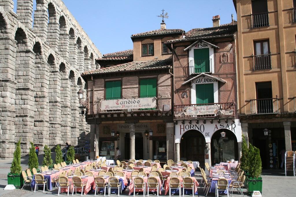 Ресторан Casa Candido в Сеговии / Фото: MarinoCarlos (Flickr / C.C.)