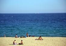 Пляж Mar Bella в Барселоне / Фото: diego.aviles (Flickr / C.C.)
