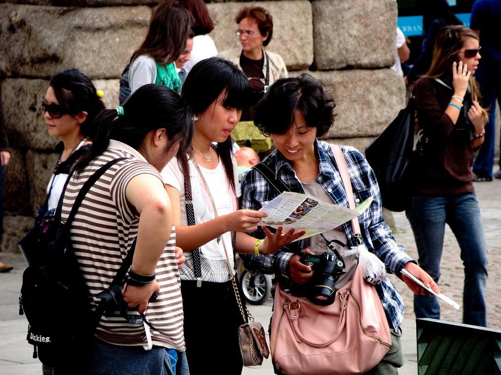 Туристы в Сеговии / Фото: Arturo Yelmo (Flickr / C.C.)