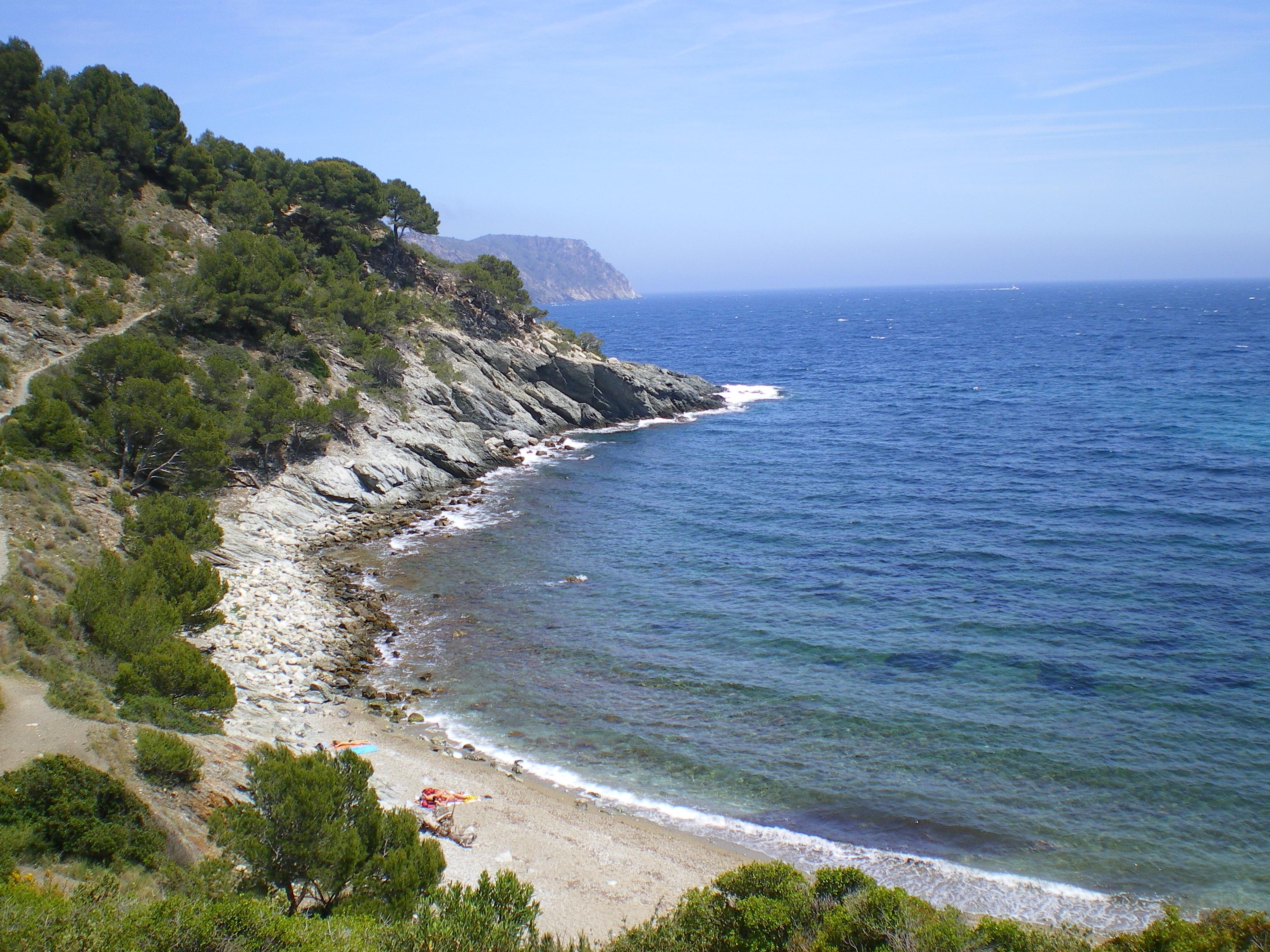 Прекрасный мыс Cabo de Norfeu находится в городке Росас / Фото: Wikipedia (C.C.)