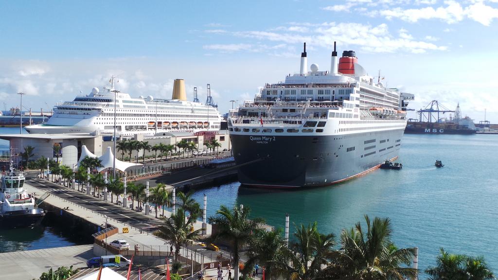 Круиз в порту Гран Канария/ El Coleccionista de Instantes (Flickr / C.C.)