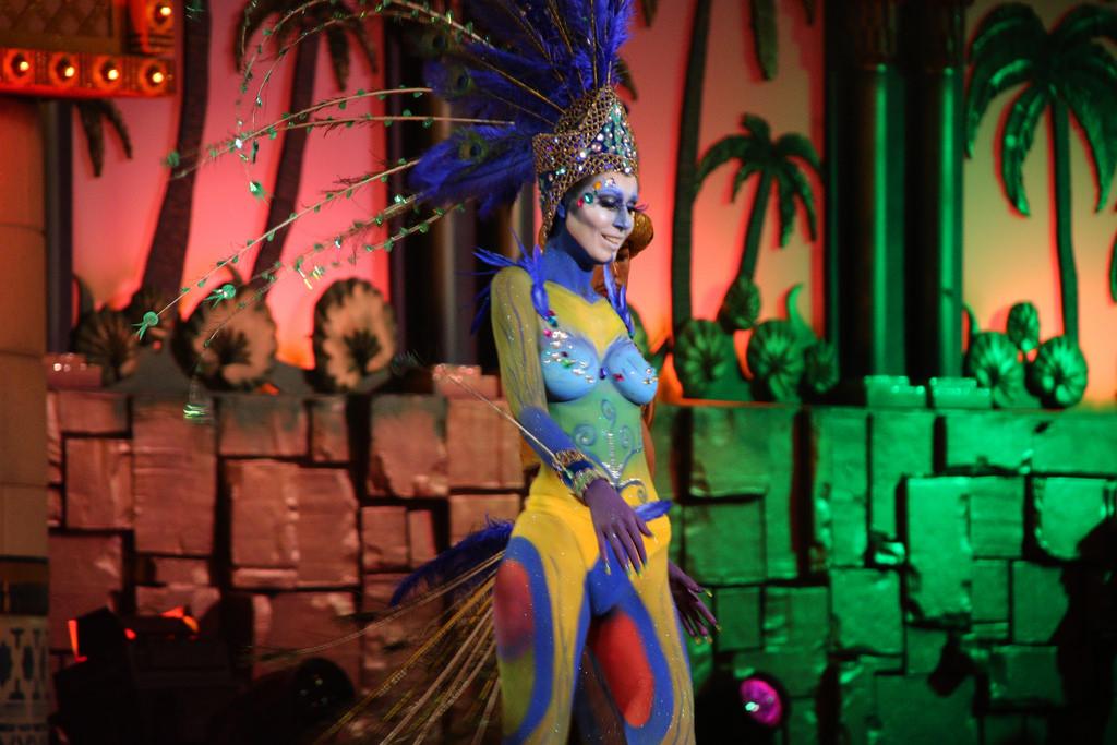 Карнавал на Тенерифе- уникальное событие на Канарах, на которое приезжают тысячи туристов со всего мира / Фото: El Coleccionista de Instantes (Flick / C.C.)