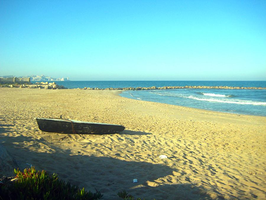 Playa Marenys de Rafalcaid / C.C.