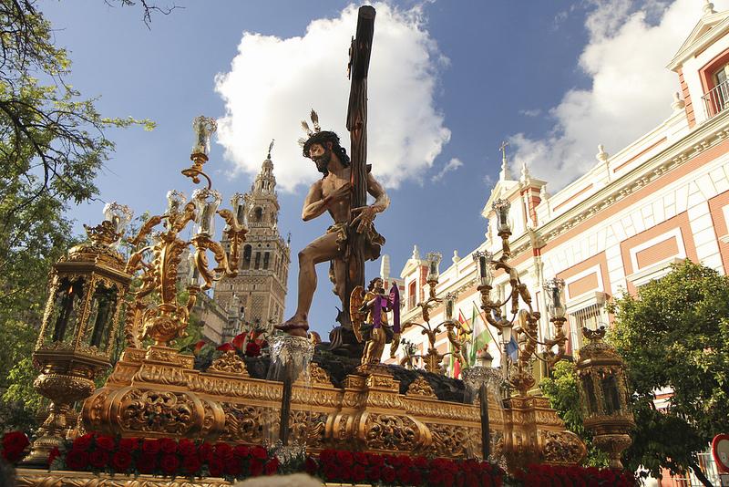 Семана Санта в Испании- Андалусия
